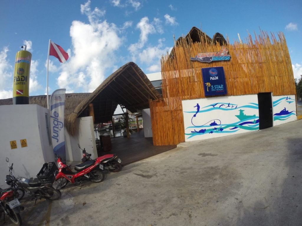 coconut divers dive shop